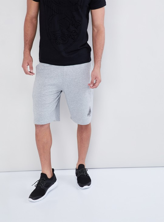 MAX Flat-Front Knitted Shorts