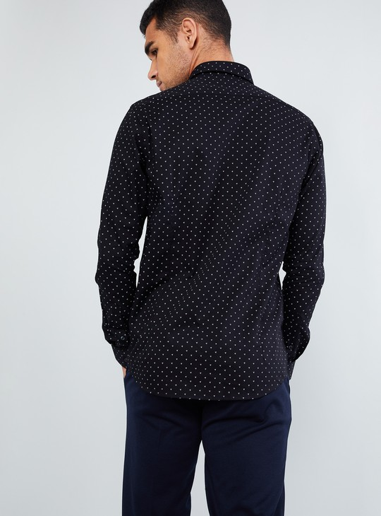 MAX All-Over Print Long-Sleeve Shirt