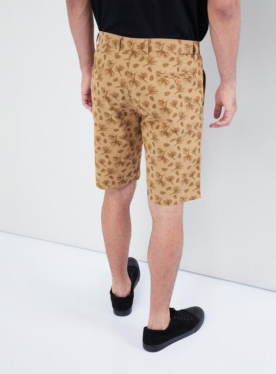 MAX Printed City Shorts