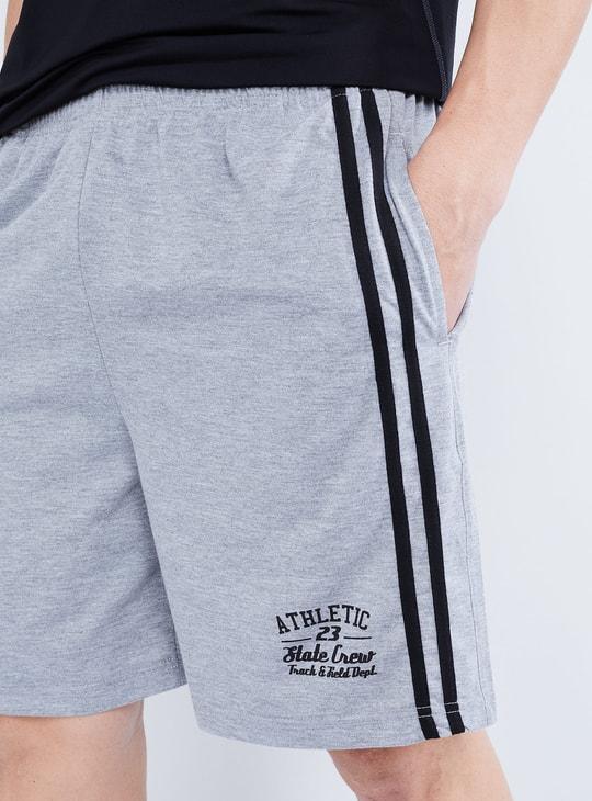MAX Taping Detailed Lounge Shorts