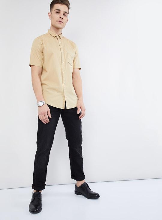 MAX Solid Short Sleeve Shirt