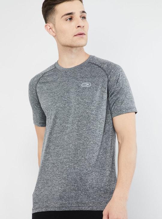 MAX Textured Raglan Sleeve Training T-shirt