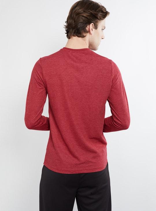 MAX Solid Long Sleeve T-shirt