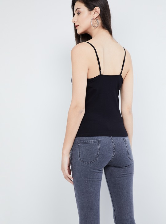 MAX Solid Camisole Top