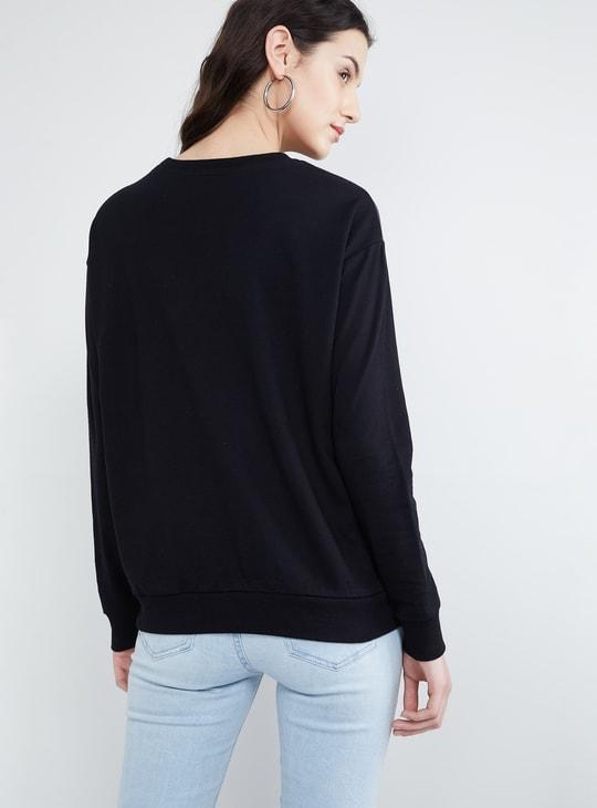 MAX Graphic Printed Sweatshirt