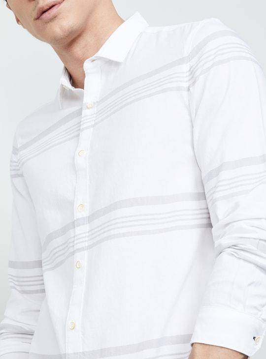 MAX Printed Full Sleeves Short Kurta