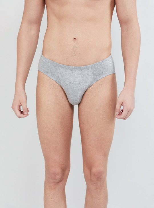 MAX Solid Briefs- Pack of 3