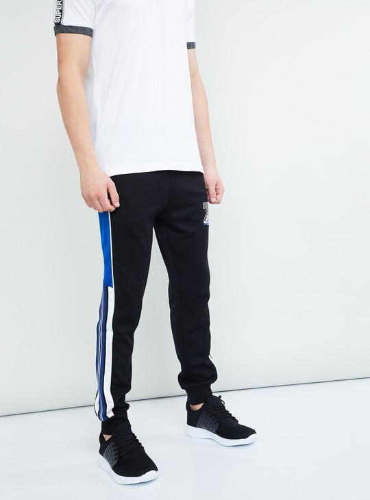 MAX Panelled Knitted Track Pants