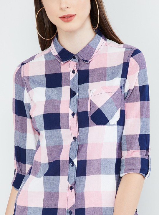 MAX Checked Casual Shirt