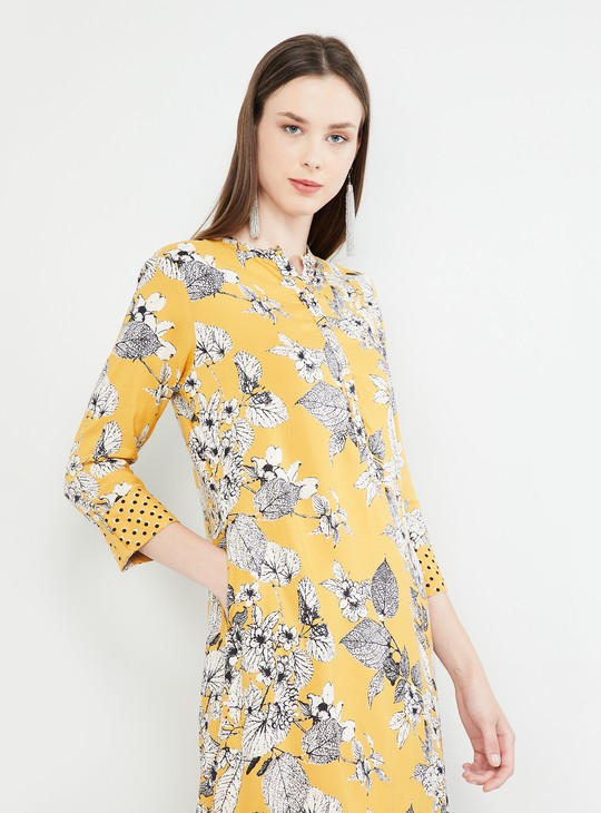 MAX Floral Print Tunic