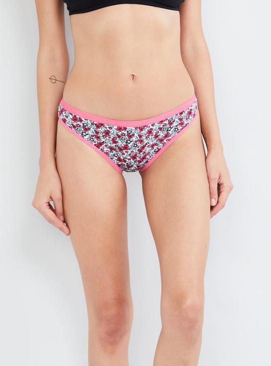 MAX Printed Bikini Panties- Set of 3 Pcs.