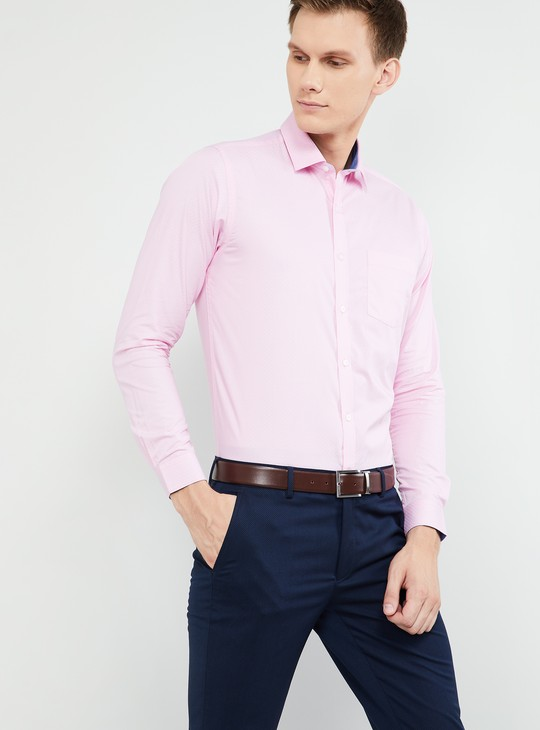MAX Self-Designed Formal Shirt