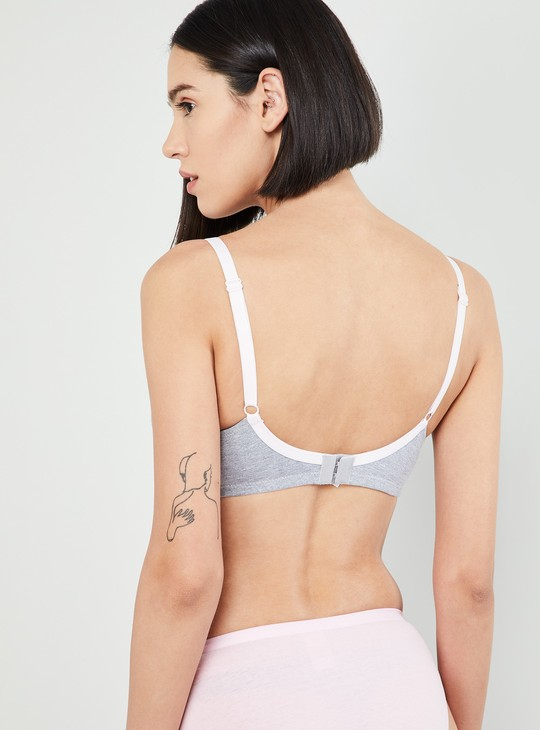 MAX Textured Encircled Bra