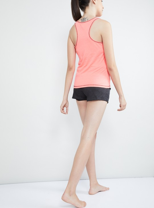 MAX Lounge Shorts with Racerback T-shirt - Set of 2 Pcs.