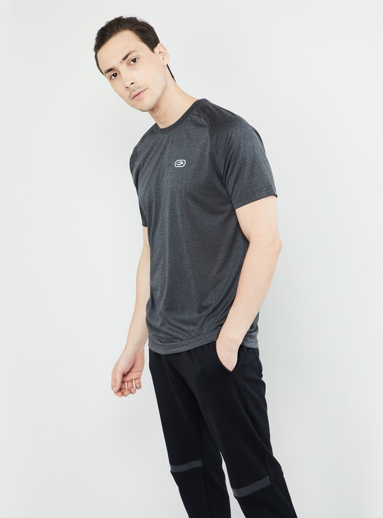 MAX Solid Raglan Sleeves T-shirt