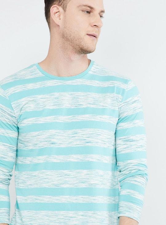 MAX Striped Long Sleeves T-shirt