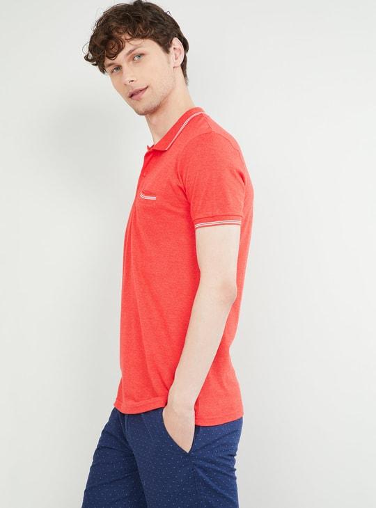 MAX Striped Polo T-shirt