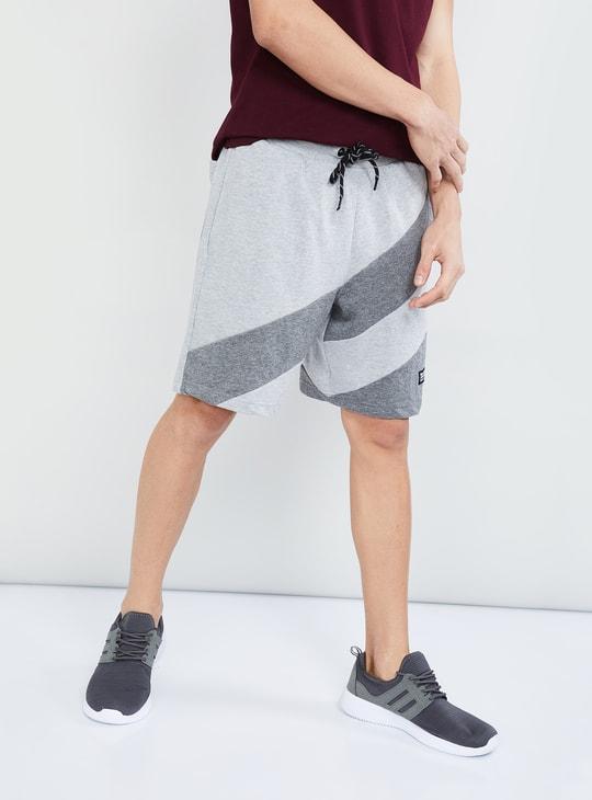 MAX Colourblocked Knitted Shorts