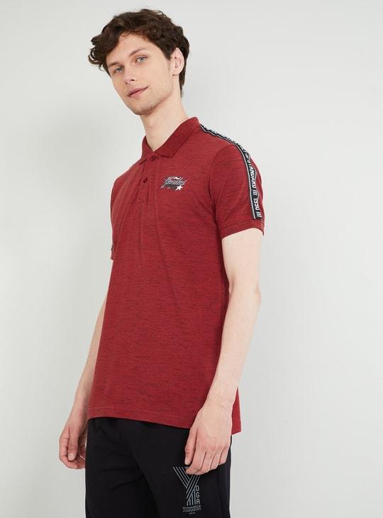 MAX Regular Fit Slub T-shirt