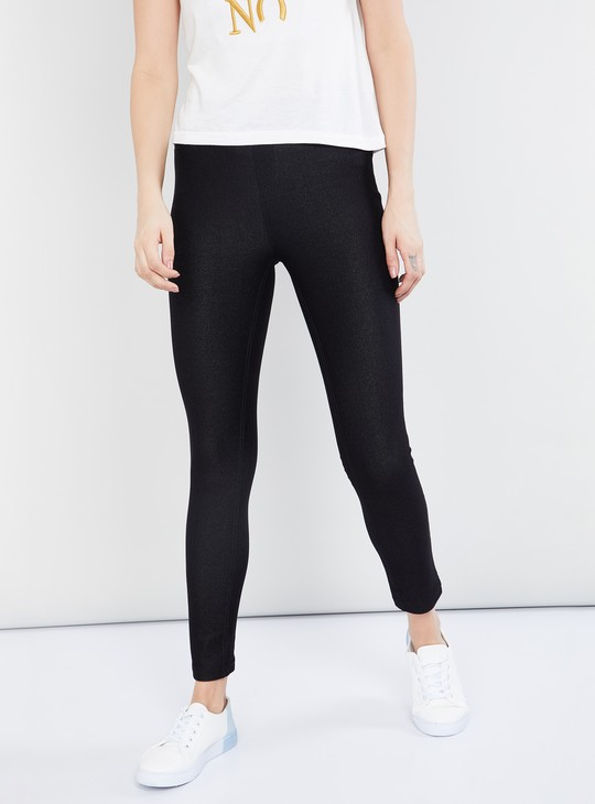 MAX Solid Skinny Jeggings
