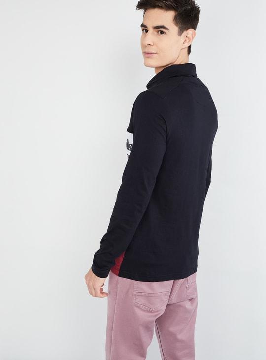 MAX Printed Slim Fit T-shirt