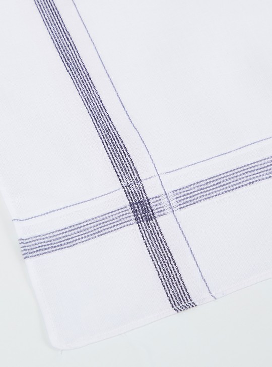 MAX Checked Napkins- Pack of 5