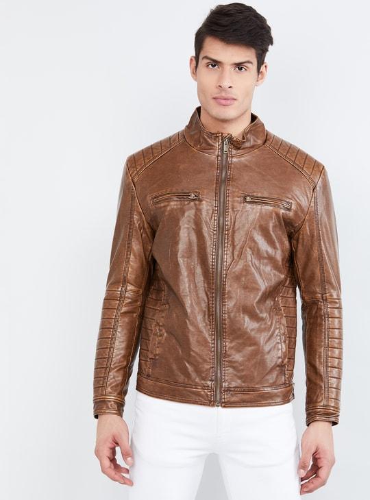 MAX Panelled Full Sleeves Jacket