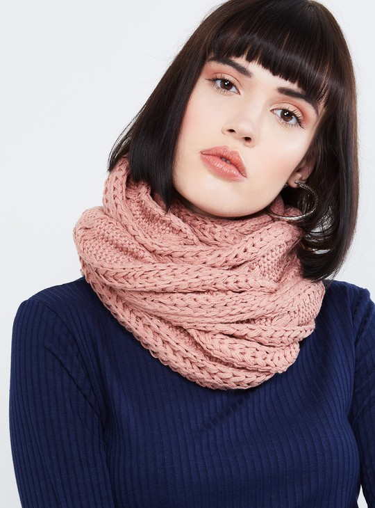 MAX Solid Knitted Muffler