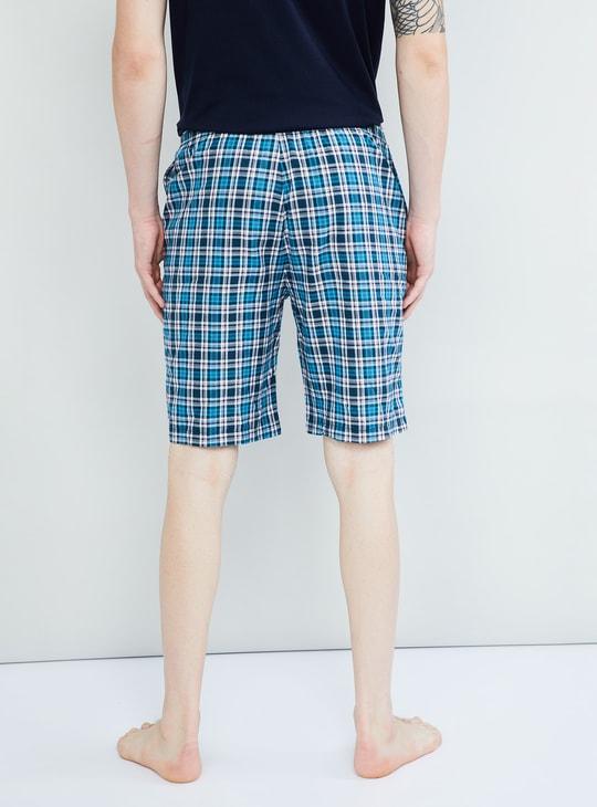 MAX Checked Lounge Shorts