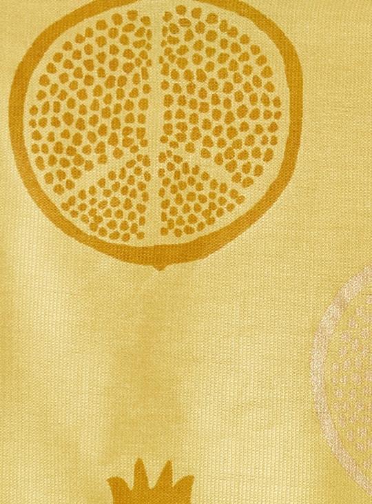MAX Printed Three-quarter Sleeves Kurta