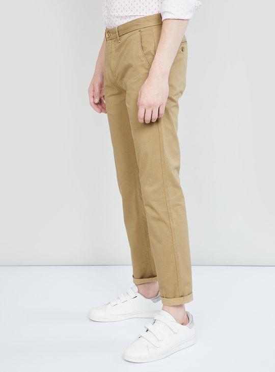 MAX Printed Skinny Fit Chinos