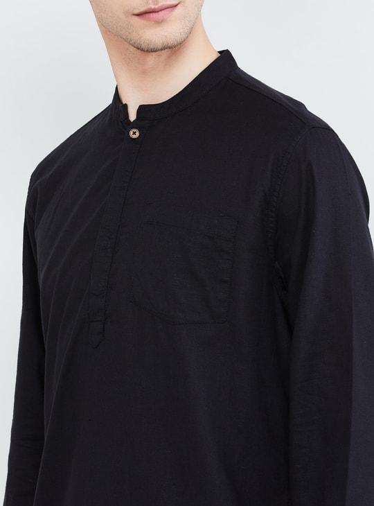 MAX Solid Shirt Kurta