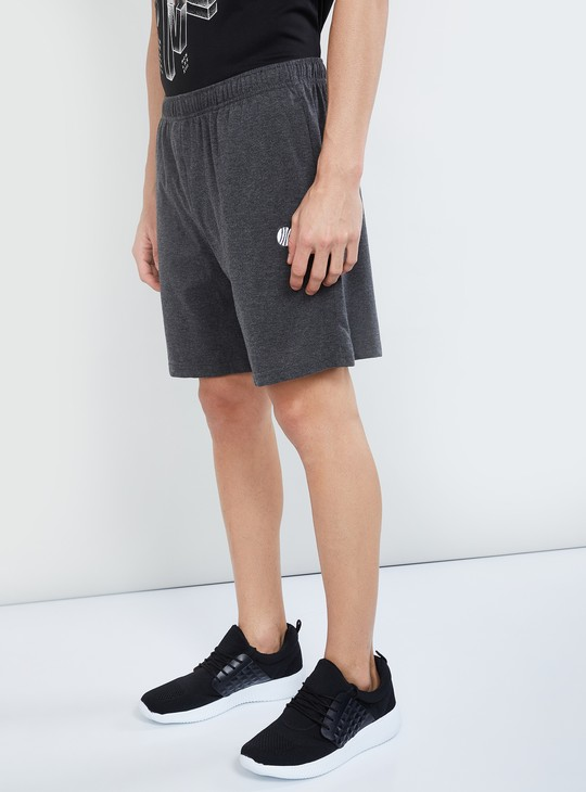 MAX Solid Knitted Training Shorts