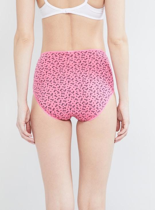 MAX Printed Panties - Set of 3 Pcs.