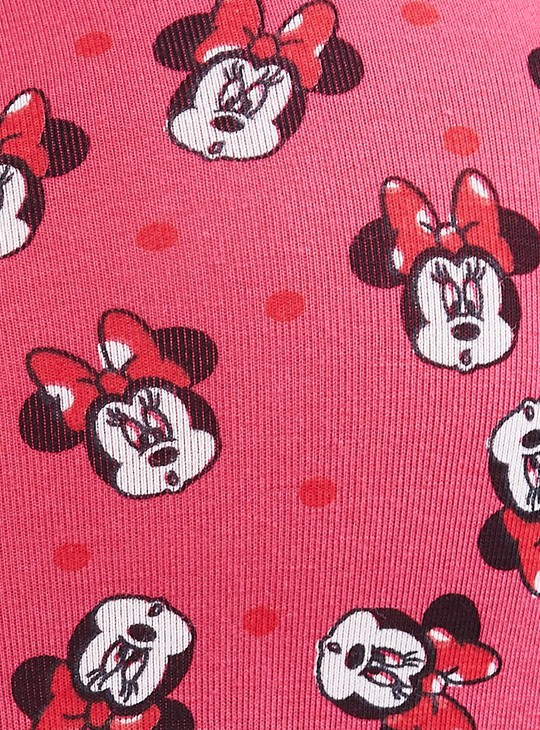 MAX Minnie Mouse Print Cami Bras - Pack of 2 Pcs.