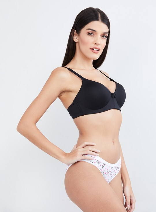 MAX Solid Padded Bra
