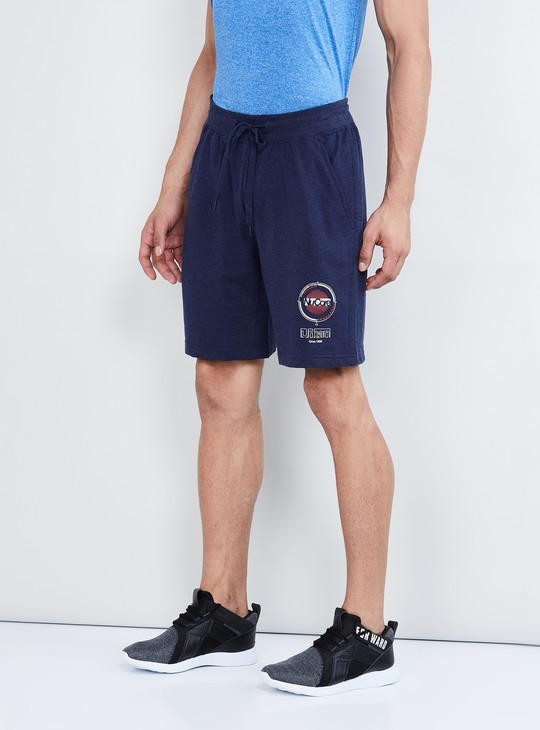 MAX Solid Knitted Shorts
