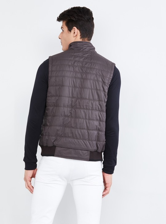 MAX Quilted Reversible Jacket