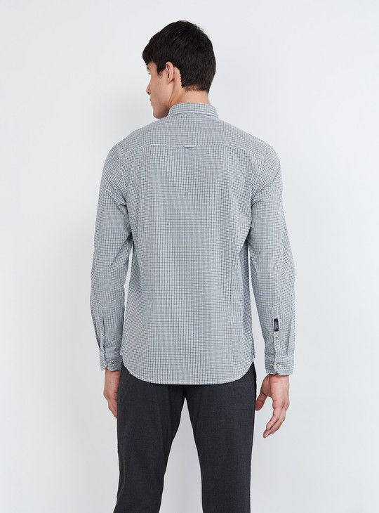 MAX Checked Full Sleeves Shirt