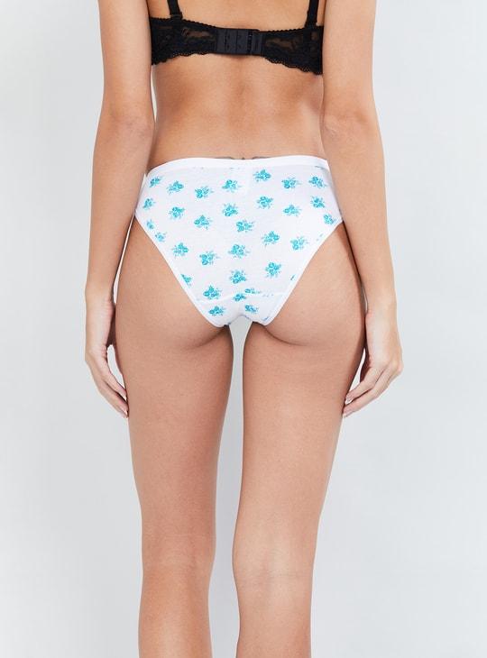 MAX Printed Bikini Panties - Set of 3 Pcs.