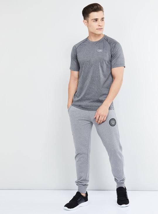 MAX Melange Crew Neck T-shirt
