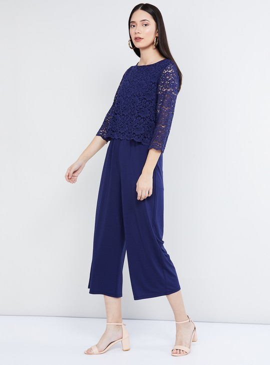 MAX Lace Over-Lay Top