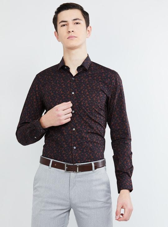 MAX Printed Formal Shirt
