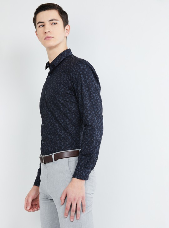 MAX Printed Formal Shirt