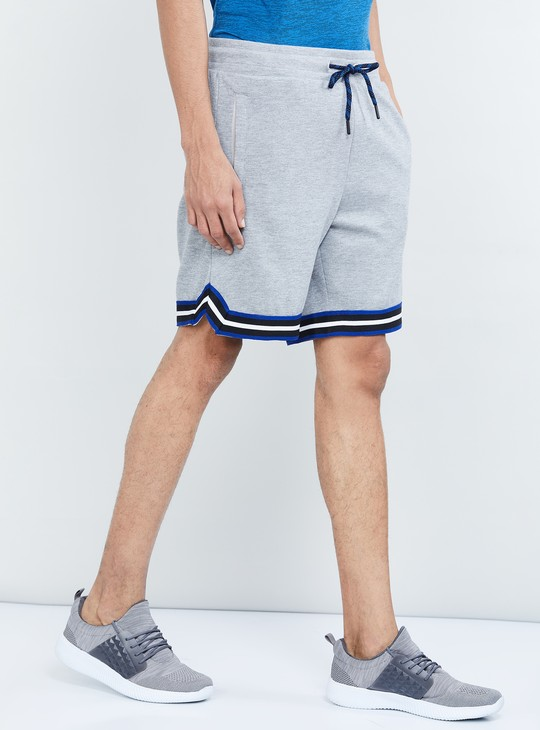 MAX Textured Elasticated Shorts