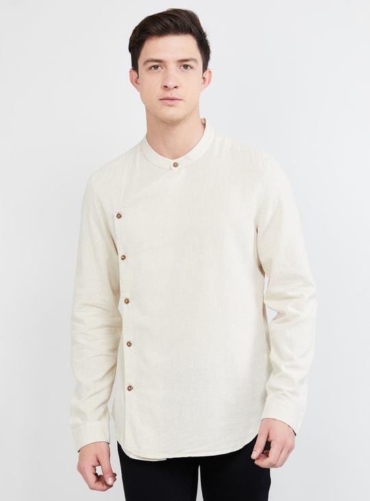 MAX Solid Regular Fit Shirt Kurta