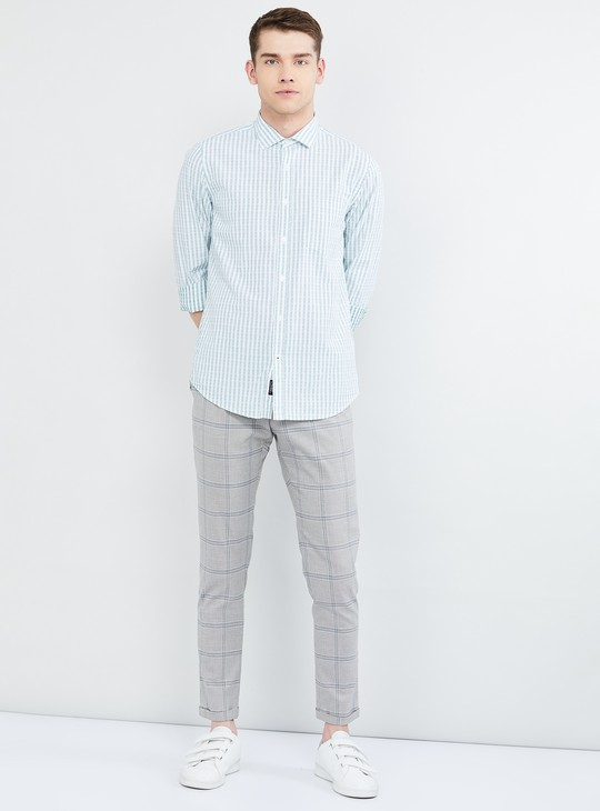 MAX Striped Smart Fit Casual Shirt