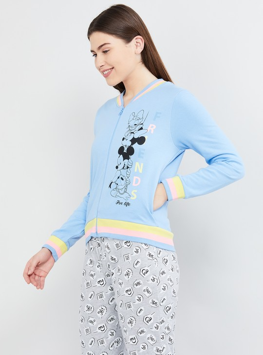 MAX Printed Lounge Sweatshirt