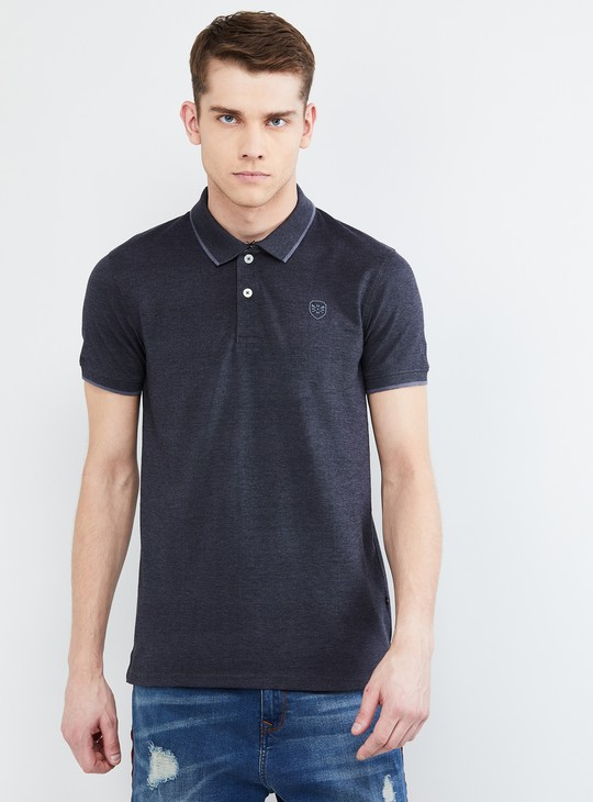 MAX Solid Polo T-shirt