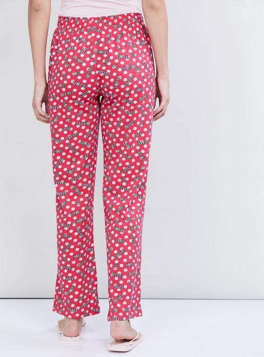 MAX Printed Full Length Lounge Pants